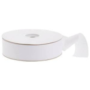 3.8cm Grosgrain Ribbon, White