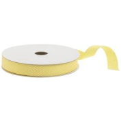 1.6cm Chevron Ribbon, Yellow