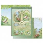 Hunkydory Garden Secrets The Great Outdoors Topper Set SECRET907