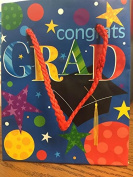 Congrats Grad Small Gift Bag