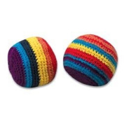 Kickball Knitted Rainbow 5.1cm