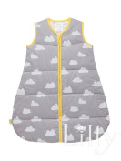 Grey Cloud Baby Sleeping Bag TOG 2.5 - Large
