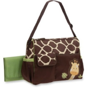 Baby Boom - Nappy Bag, Giraffe