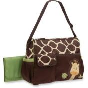 Baby Boom - Nappy Bag, Giraffe