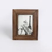 18cm retro do the old wood frame swing Desktop Creative Home Decoration Bedside Photo Frame / Home wall decoration