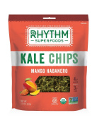 Rhythm Kale Chips, Pack of 6, 60ml