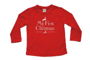 My First Christmas - Christmas Baby & Toddler Long Sleeve T-shirt