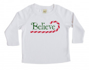 Believe - Christmas Baby & Toddler Long Sleeve T-shirt