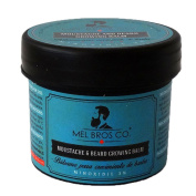 Mel Bros Co Moustache and Beard Growing Balm 60ml