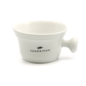 Fendrihan Porcelain Shaving Mug, White