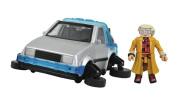 Back to the Future Minimates Hover Time Machine