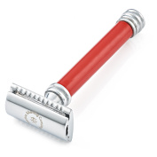 Justice Shaving Company Classic Shaving Double Edge Safety Razor, the perfect DE Safety Razor for your Wet Shave Kit, by the Maker of the Best Safety Razors and Wet Shaving Products
