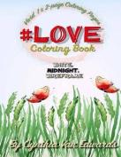 #Love #Coloring Book