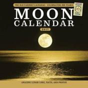 The Old Farmer's Almanac 2017 Moon Calendar