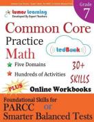 Common Core Practice - Grade 7 Math