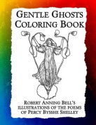 Gentle Ghosts Coloring Book