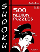 Sudoku 500 Medium Puzzles