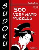 Sudoku 500 Very Hard Puzzles