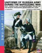 Uniforms of Russian Army During the Napoleonic War Vol.2
