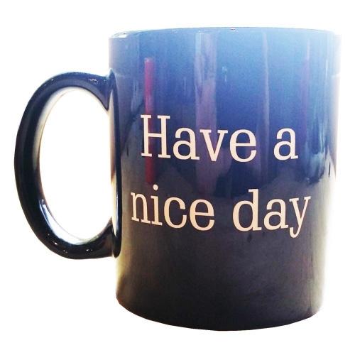 Have a nice day asshole mug