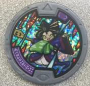 Yo-Kai Watch Series 3 Eterna YoKai Medal [Loose] ...