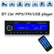 PolarLander Bluetooth Car Radio Player Stereo FM MP3 Audio USB SD AUX Auto Electronics autoradio 1 DIN