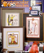 Sportacular Stitches - Cross Stitch Pattern