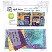 Quick Quotes 30cm X 30cm Fabulous Vacation Double Page Layout, Quick and Easy, All-inclusive Scrapbooking Kit