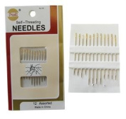 Tanday Self-Threading Needles Notion #2413