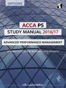 ACCA P5 Study Manual