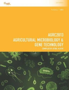 CP1047 - AGRC 2013 Agricultural Microbiology & Gene Technology