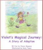 The Violet's Magical Journey