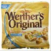 Werthers Original Toffee Sugar Free 70g.
