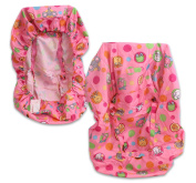 Tiny Tilla Car Seat Cover Pink