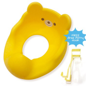 Premium Quality Potty Training Seat, perfect for Boys and Girls including Potty Seat Hook