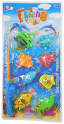 Children's Hook a Fish Toy - Bathtime Games - Toddler Toys