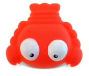 Puzzled Lobster Bath Buddy Squirter Red 7.6cm
