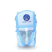 3 in 1 Summer Breathable Ergonomic Baby Carrier Sling Cotton Baby Front Back Carrier (0-24 Months) Max Bearing 12KG
