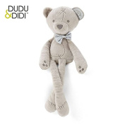 Asbent(TM) 35cm Baby plush toys bear sleeping comfort doll Smooth Obedient Sleep Calm Doll soft toy for baby WJ190
