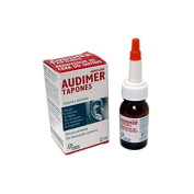 CLEANING SOLUTION Audimer EAR PLUGS AUDICLEAN 12 ML