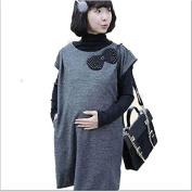 Asbent(TM) spring new maternity pregnant women dress vest skirt fashion DRESS maternity dress YYT035