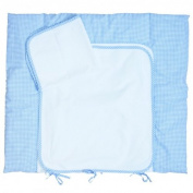Hans TW09011 Changing Mat with Waterproof 70 x 75 cm Blue