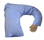 Missley Boyfriend Hold Pillow Arm Man Hug Body Bed Sleep Cushion neck pillow boyfriend for girl