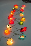Animals Fancy Lantern String Party,Fairy,Kid Bedroom,Home,Children,Decor Lights