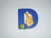 Letter D 1 Piece [German Language]