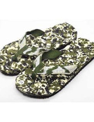 LvYuan 2015 New Fasion Camouflage Beach Slippers