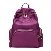 PB-SOAR Unisex Nylon Waterproof Casual Daily Backpack Handbag Tote Bag Shoulder Bag School Bag