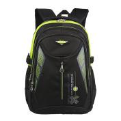 YipGrace Casual Unisex Backpack Waterproof Lightweight Elementary School Bags Children's Backpack