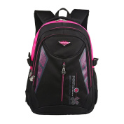 YipGrace Casual Unisex Backpack Waterproof Lightweight Elementary School Bags Children's Backpack