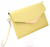 S-Kiven 2016 Fashion Women's First layer of Genuine Leather Handbag Lady's Evening Clutch Bag Bridal Prom Shoulder Bag